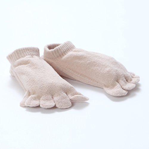 コットンプレミア 春夏消臭靴下 立体 ホールガーメント